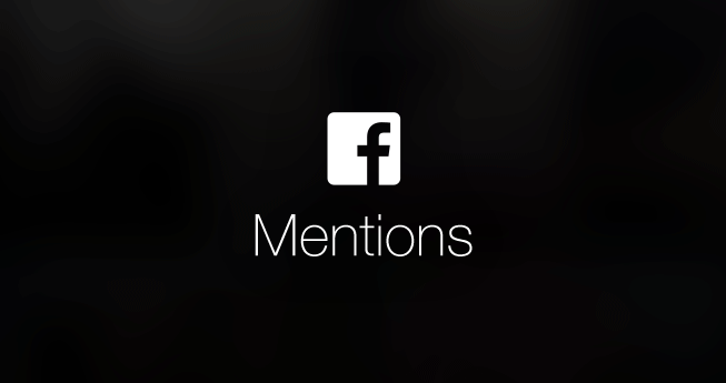 Facebook Mentions - relacja na żywo